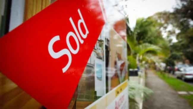 Home Sales Volume Drops