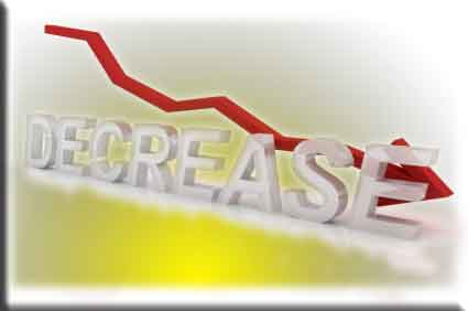 Real Estate Sales Volume Declines