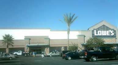 Lowe's In Aliso Viejo Closing