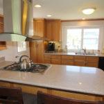 Granite Peninsula In Kitchen