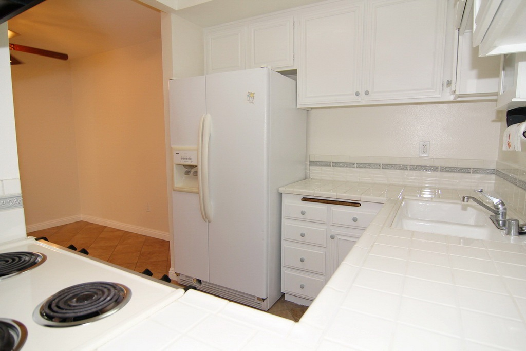 Kitchen Refrigerator at 3000 Asscoated Rd. Unit 53