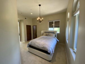 Down Stairs Bedroom Of San Clemente Ocean View Home For Lease