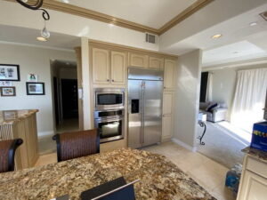 Kitchen Appliances of Ocean Of San Clemente Ocean View Home For Lease