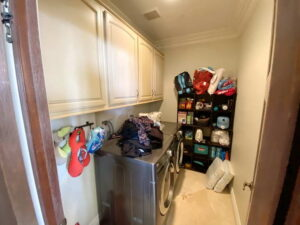 Laundry Room of Home For Lease