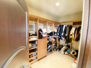Hers His Master Walk In Closet of Ocean Of San Clemente Ocean View Home For Lease