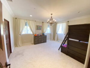 Up Stairs Bedroom of Ocean Of San Clemente Ocean View Home For Lease