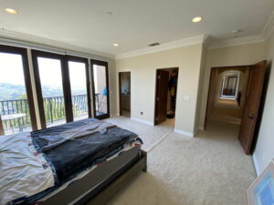 View Bedroom of Ocean Of San Clemente Ocean View Home For Lease